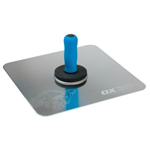Image for OX llana de aluminio para trabajar yeso 330x330mm