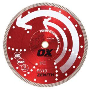Image for OX Professional PU10 Turbo Diamond Blade