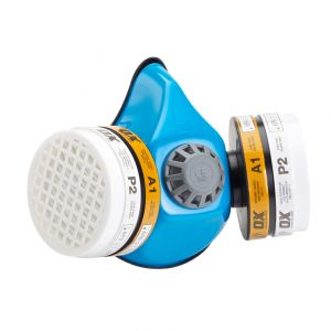 Image for OX semimascarilla respiratoria doble
