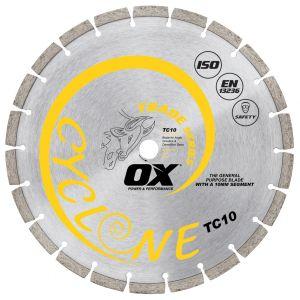 Image for OX Trade Diamond Blade - General Purpose / Concrete
