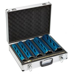 Image for OX Ultimate 5pce Helix Dry Core Drill Kit