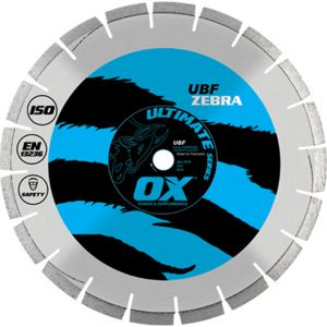 Image for DISQUE DIAMANT ULTIMATE SCIE A SOL MIXTE UBF