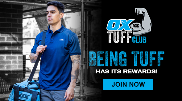 Join the OX Tuff Club today!